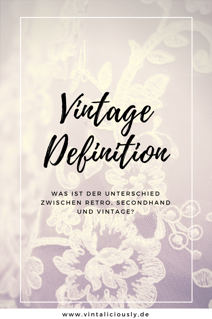 definition vintage und retro was bedeutet das eigentlich. Black Bedroom Furniture Sets. Home Design Ideas
