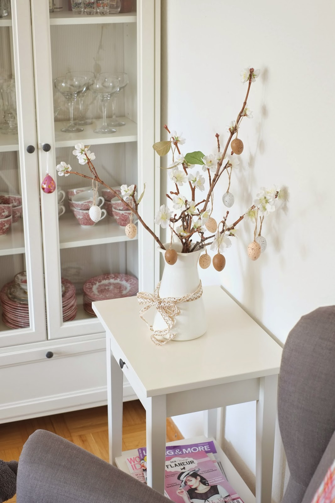 oster deko landhaus vintaliciously vintage blog. Black Bedroom Furniture Sets. Home Design Ideas