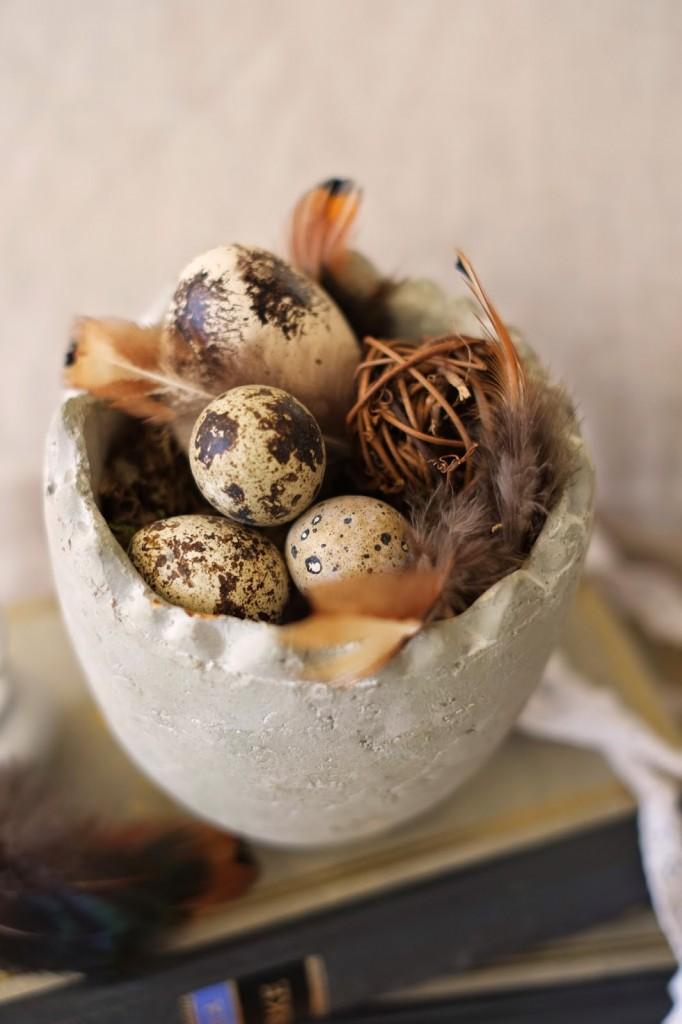 Ostern-Wachteleier