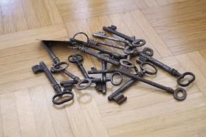Vintage Schlüssel