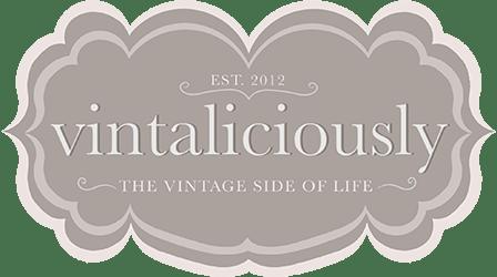 vintaliciously Vintage Blog