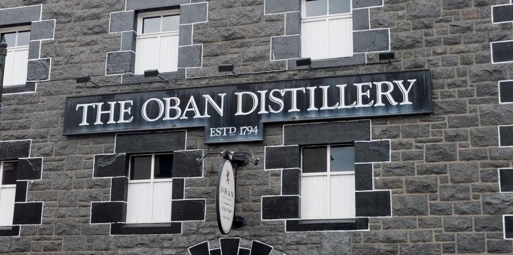 Oban Destillerie