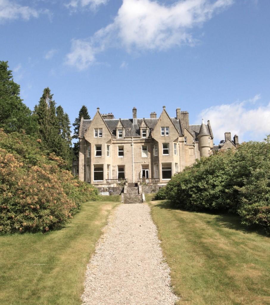 Schottland Rundreise Tipps  In Burgen Und Schl U00f6ssern