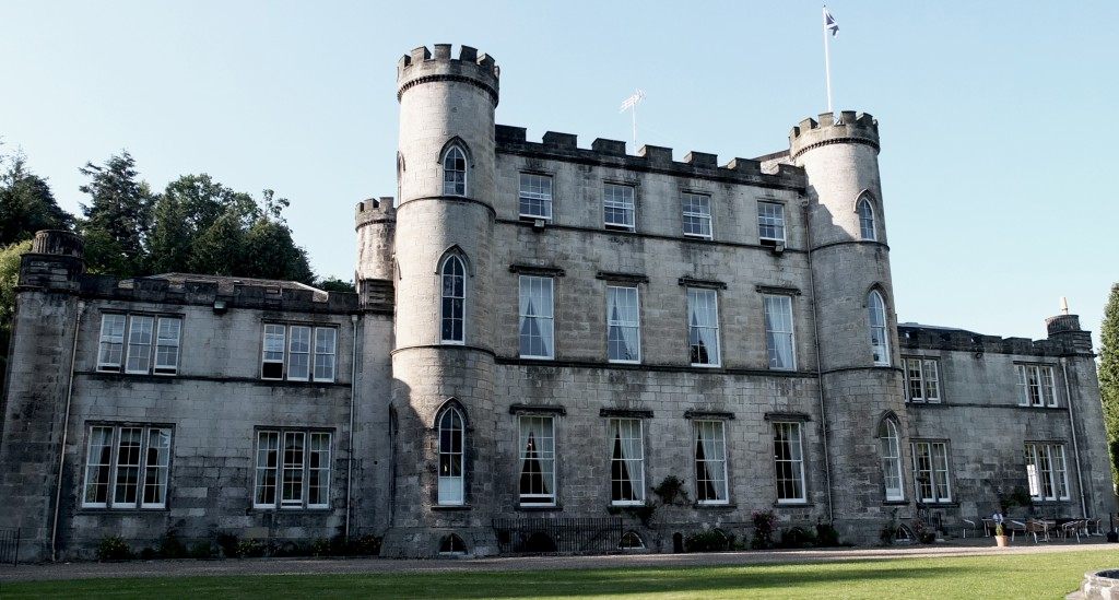 Melville Castle Schottland