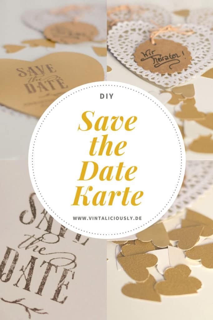 Save the Date DIY Bierdeckel