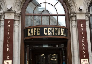 Cafe Central Wien