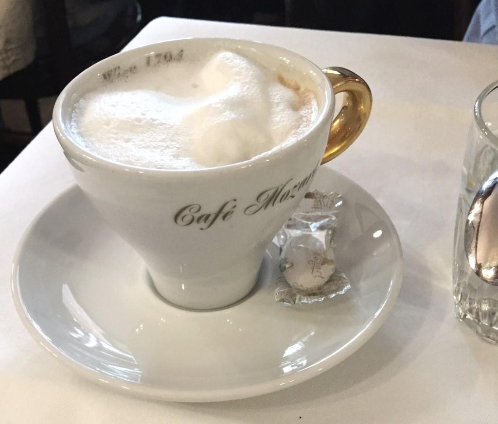 Cafe Mozart Wien