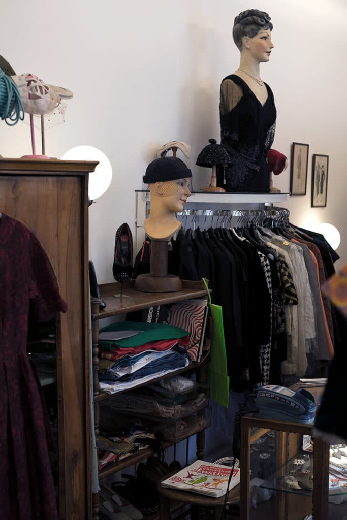 Vintage Shopping-Guide