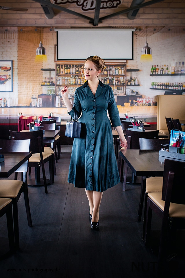 Benjamins Diner Mannheim: Pin Up Shooting