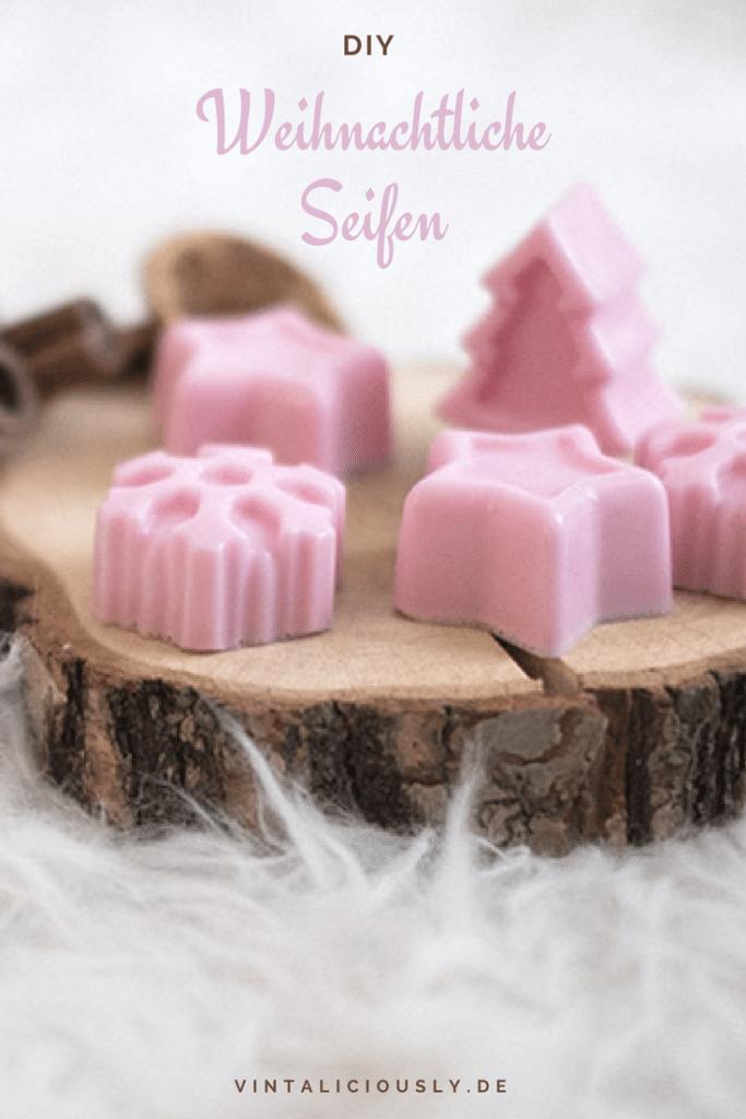DIY Seife selber machen