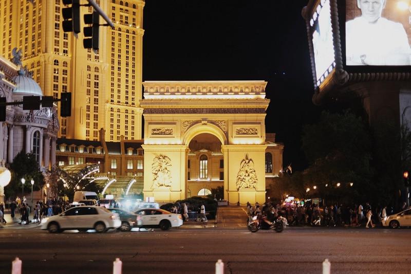 Triumphbogen in Las Vegas