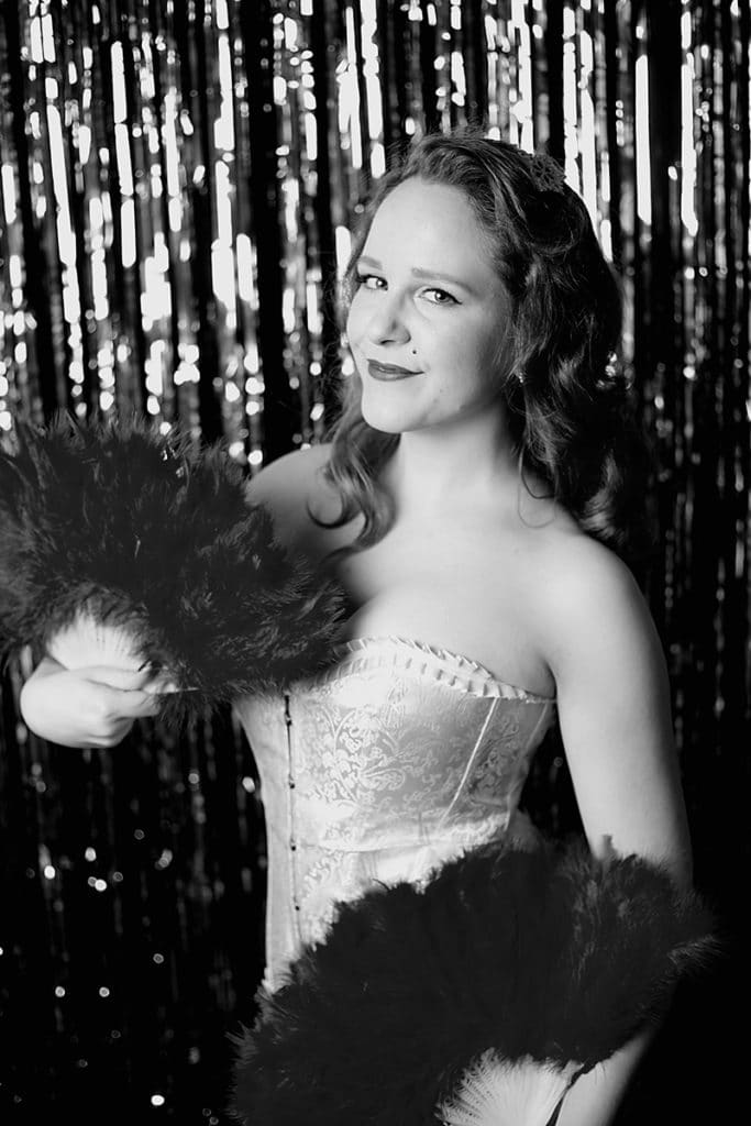 Vintage Zirkus Shooting Burlesque