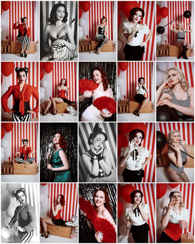 Vintage Models Zirkus