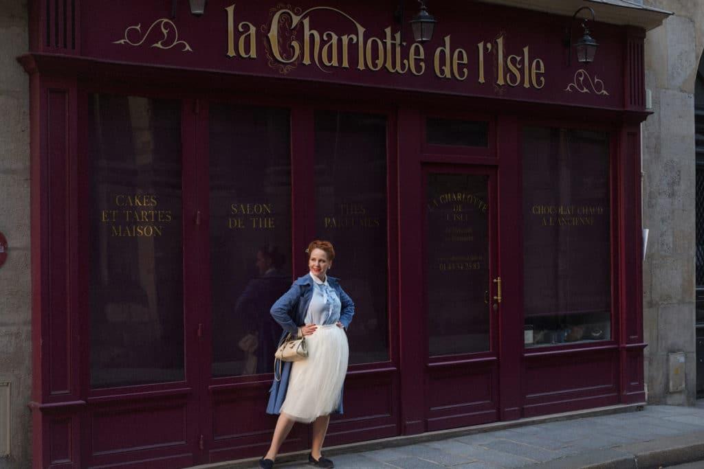 farbige Türen Paris