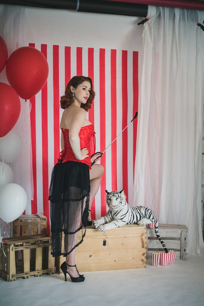 Vintage Zirkus Shooting
