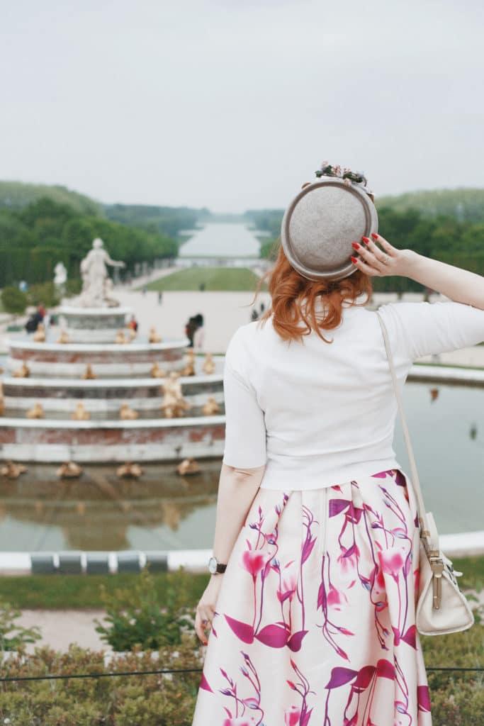 Versailles Garten