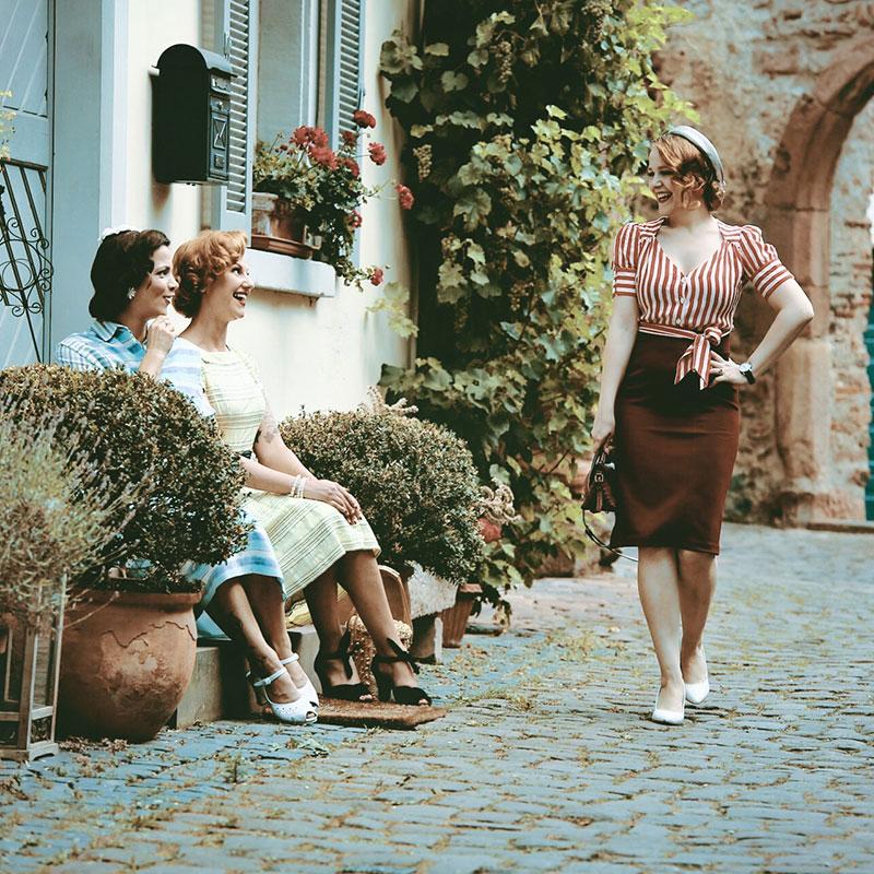 Sehenswürdigkeiten Ladenburg und Heidelberg
