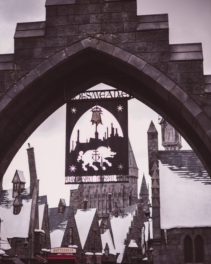 Universal Studios Harry Potter