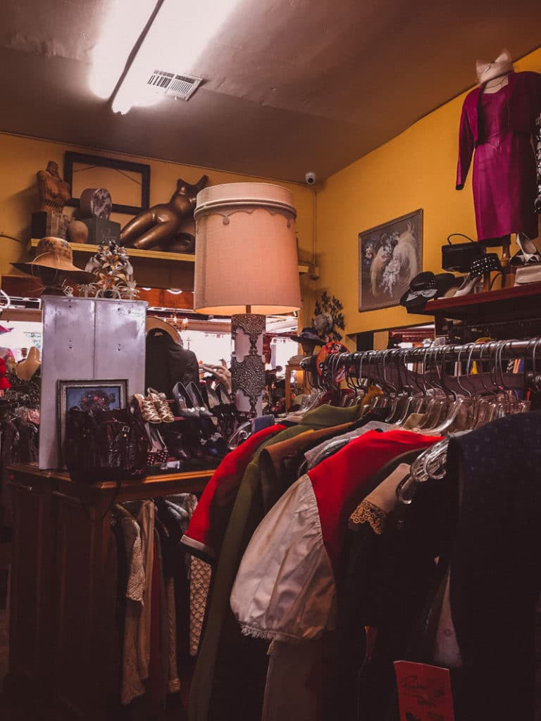 Vintage Shopping Los Angeles